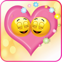 Love Emoji - Romantic Stickers icon