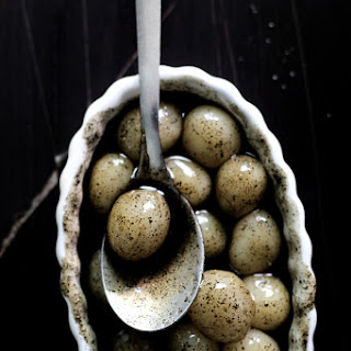 INSIDE-OUT BLACK SESAME STICKY RICE BALLS