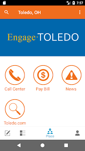 Engage Toledo- screenshot thumbnail