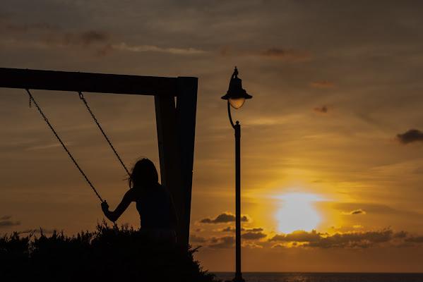 in the sunset di antonioleo