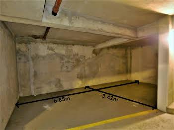 Parking 23,4 m2