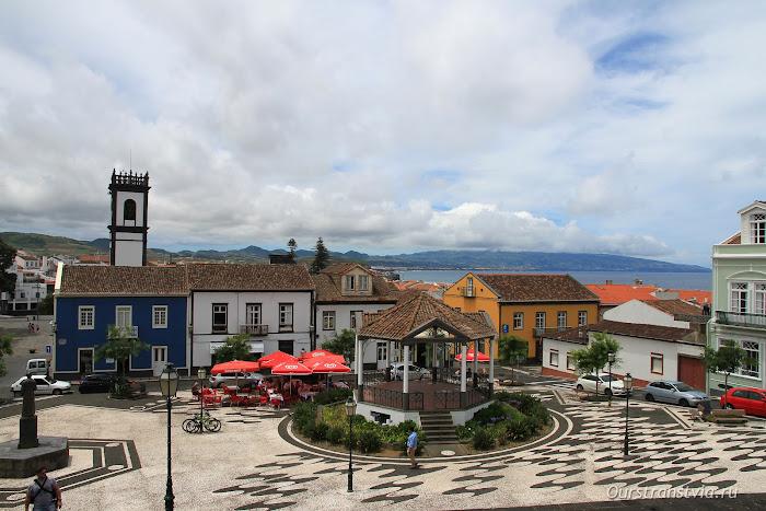 Города Сао Мигеля