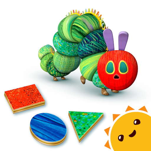 [FREE App] Very Hungry Caterpillar Shapes – App Store