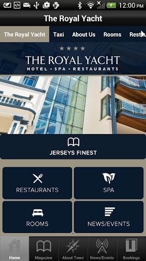 The Royal Yacht Hotel