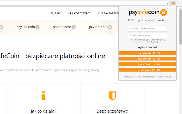 PaySafeCoin.eu