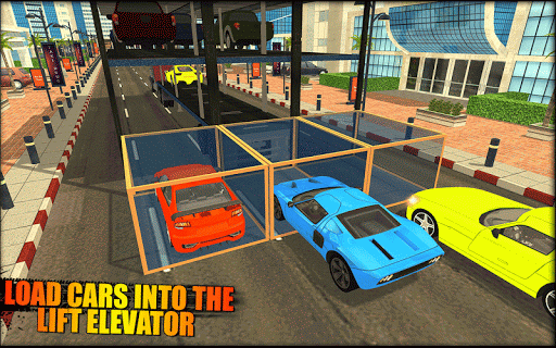 Multi Storey Car Transporter screenshot 13