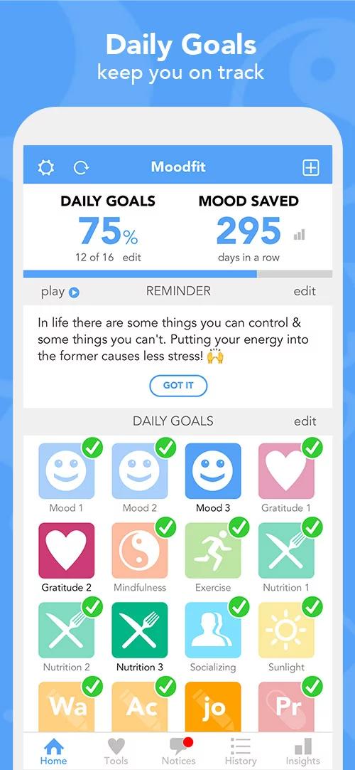 7 aplicativos de bem-estar mental que todo empreendedor deve usar - Escolha o cérebro | Motivação e autoaperfeiçoamento Escolha o cérebro 8