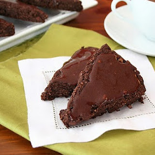 Chocolate Ginger Scones (Low Carb and Gluten Free) Recipe