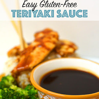 Chicken Gluten Free Sauce Recipes.