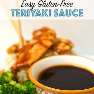 Chicken Gluten Free Sauce Recipes.