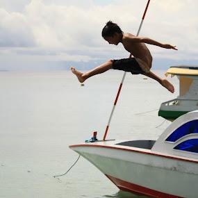 .:Jump:. by Arief Ahmad - Babies & Children Children Candids