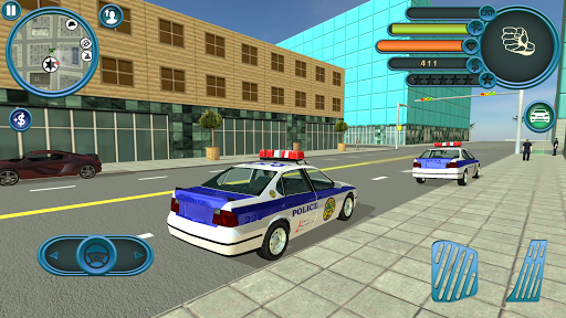 Miami Police Crime Vice Simulator captures d'u00e9cran 2