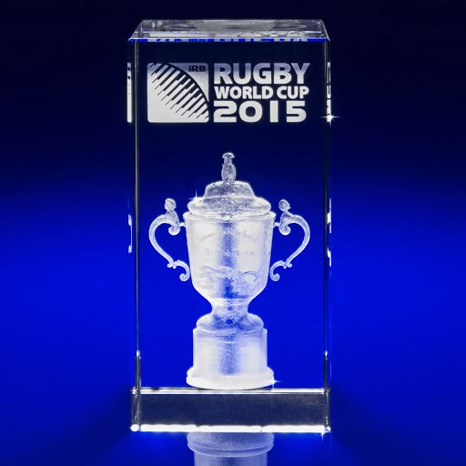 Engraved Glass Awards For Sporting Events