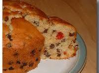 Light Fruitcake Recipe