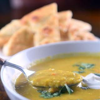 Coconut Curry Lentil Soup.