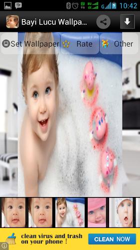 Download Bayi Lucu Wallpaper Apk Latest Version App By