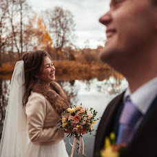Wedding photographer Vyacheslav Linkov (Vlinkov). Photo of 22.10.2017