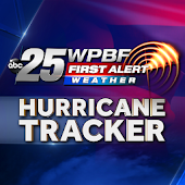 Hurricane Tracker WPBF 25