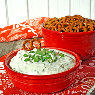 Gorgonzola Dip Recipe