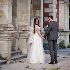Huwelijksfotograaf Anna Zhukova (annazhukova). Foto van 17.07.2018