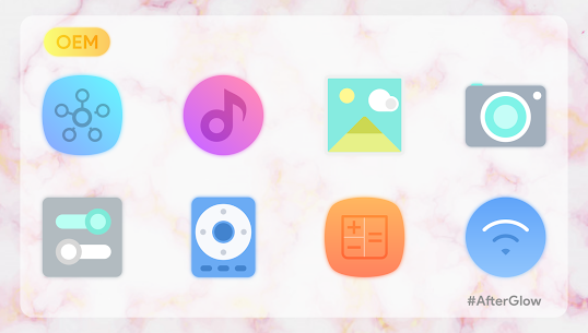 Afterglow Icons Pro v1.5.0 [Patched] APK 3