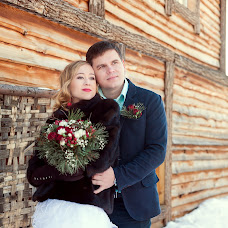 Wedding photographer Dina Ustinenko (Slafit). Photo of 20.02.2016