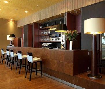 Restaurace návrhy interiérů - náhled