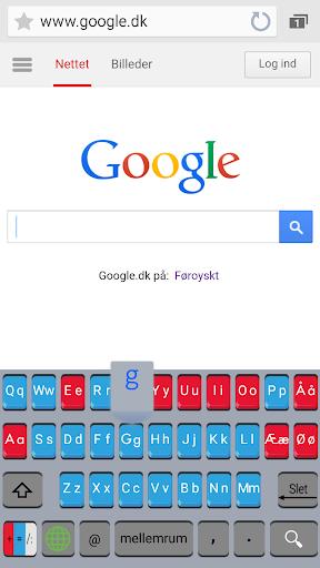 Alfabet Tastaturet