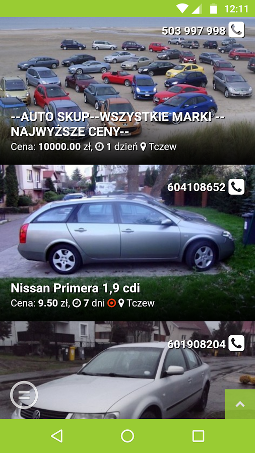 Tcz.pl- screenshot