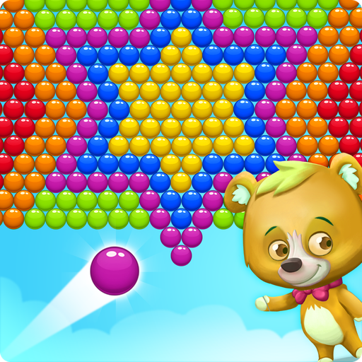 Bubble Shooter Story 休閒 App LOGO-硬是要APP