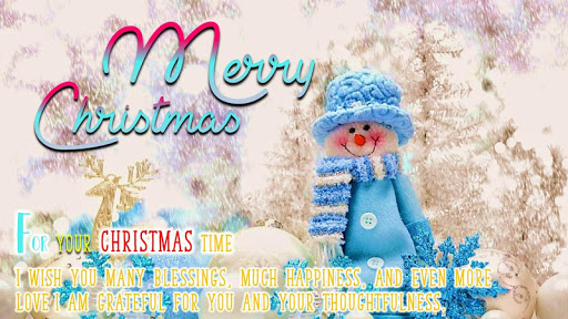 Merry Christmas Greeting and Happy New Year 2020 screenshots 8