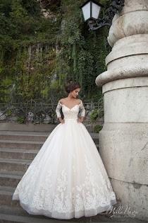 270185d37cab7a MillaNova: свадебные платья 2018 в Москве. 327 фото платьев