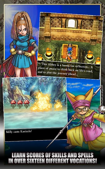 DRAGON QUEST VI - screenshot