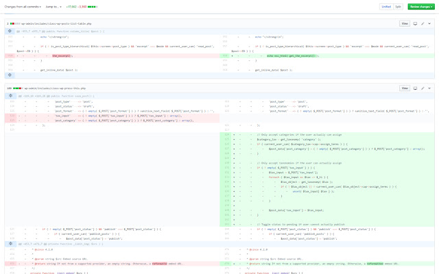 Show Invisibles on Github