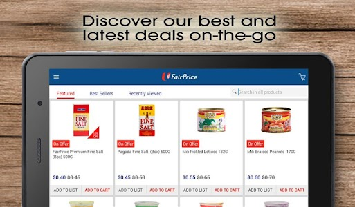 FairPrice Online screenshot 11