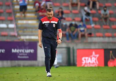 OFFICIEEL: Het volgende trainersontslag in de Jupiler Pro League is een feit