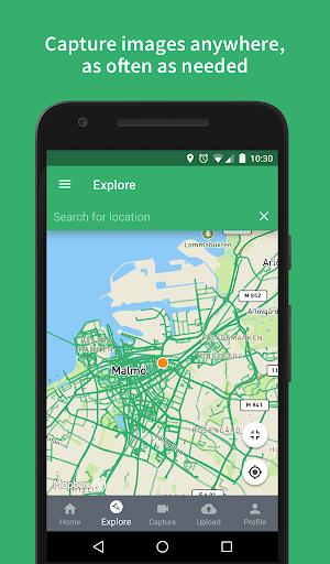 Mapillary screenshot 3