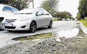 Government can be held responsible for pothole damage to your car.