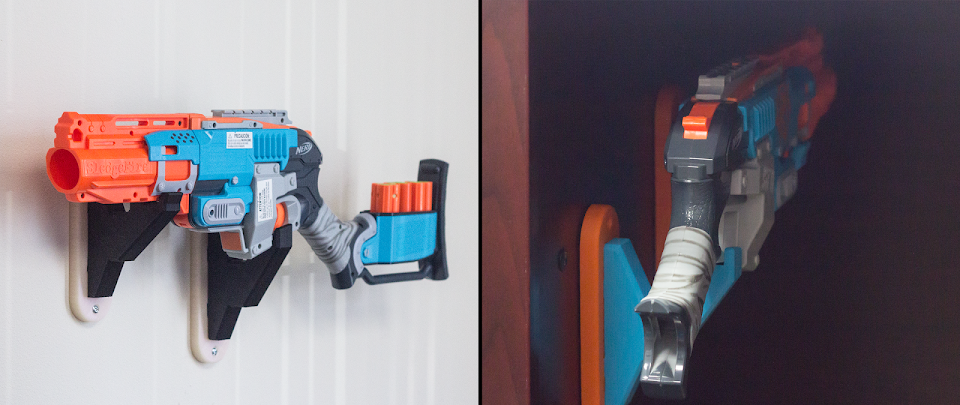How To: 3D Print Custom Wall Mounts