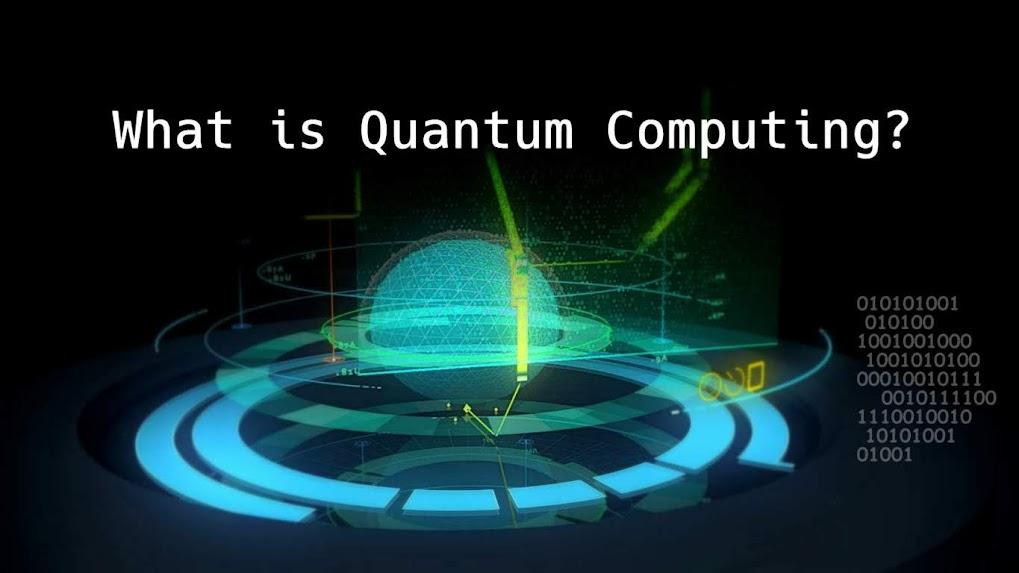 Types of Quantum Computing