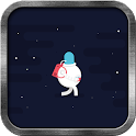 Astronaut Fun Live Wallpaper icon