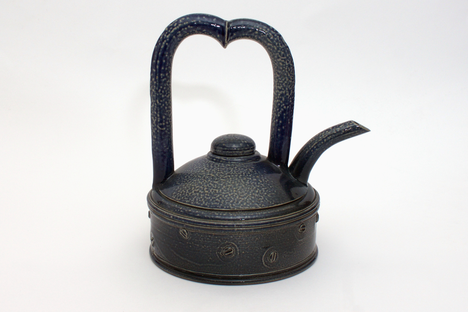 Peter Meanley Ceramic Tea Pot 024
