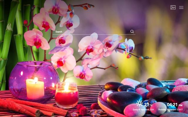 Beautiful Feng Shui Hd Wallpaper
