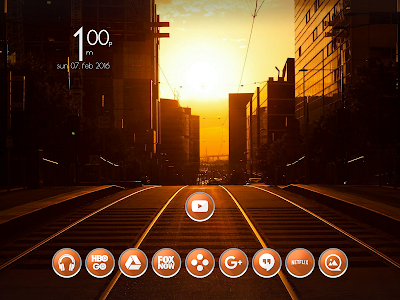 Enyo Orange - Icon Pack screenshot 11