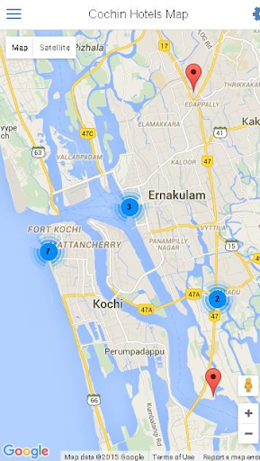 Cochin Hotels  screenshots 3
