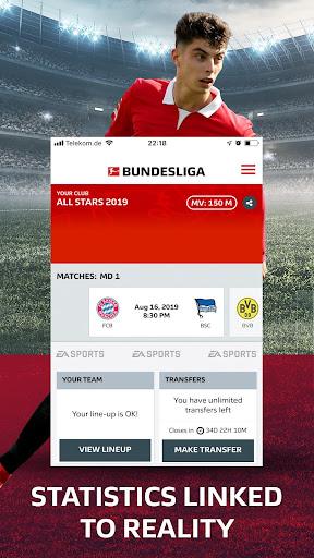 Official Fantasy Bundesliga screenshots 4