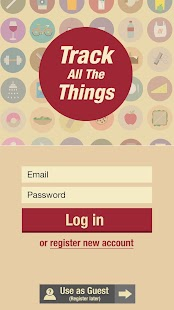 Track All The Things Free- screenshot thumbnail