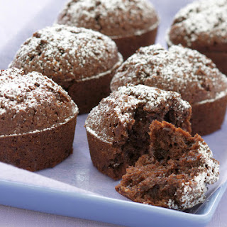 Chocolate Hazelnut Friands