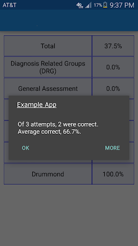 android Exercise Physiology QA Review Screenshot 4