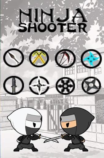 Ninja Loco Shooter